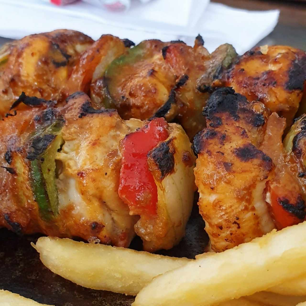 Brochetta de Pollo