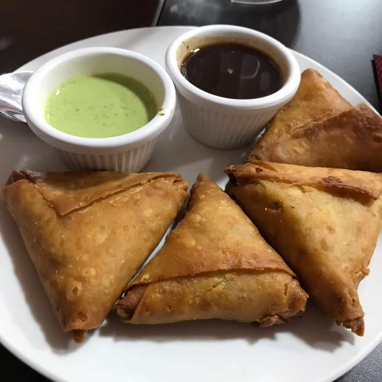 Mini Vegetable Samosa