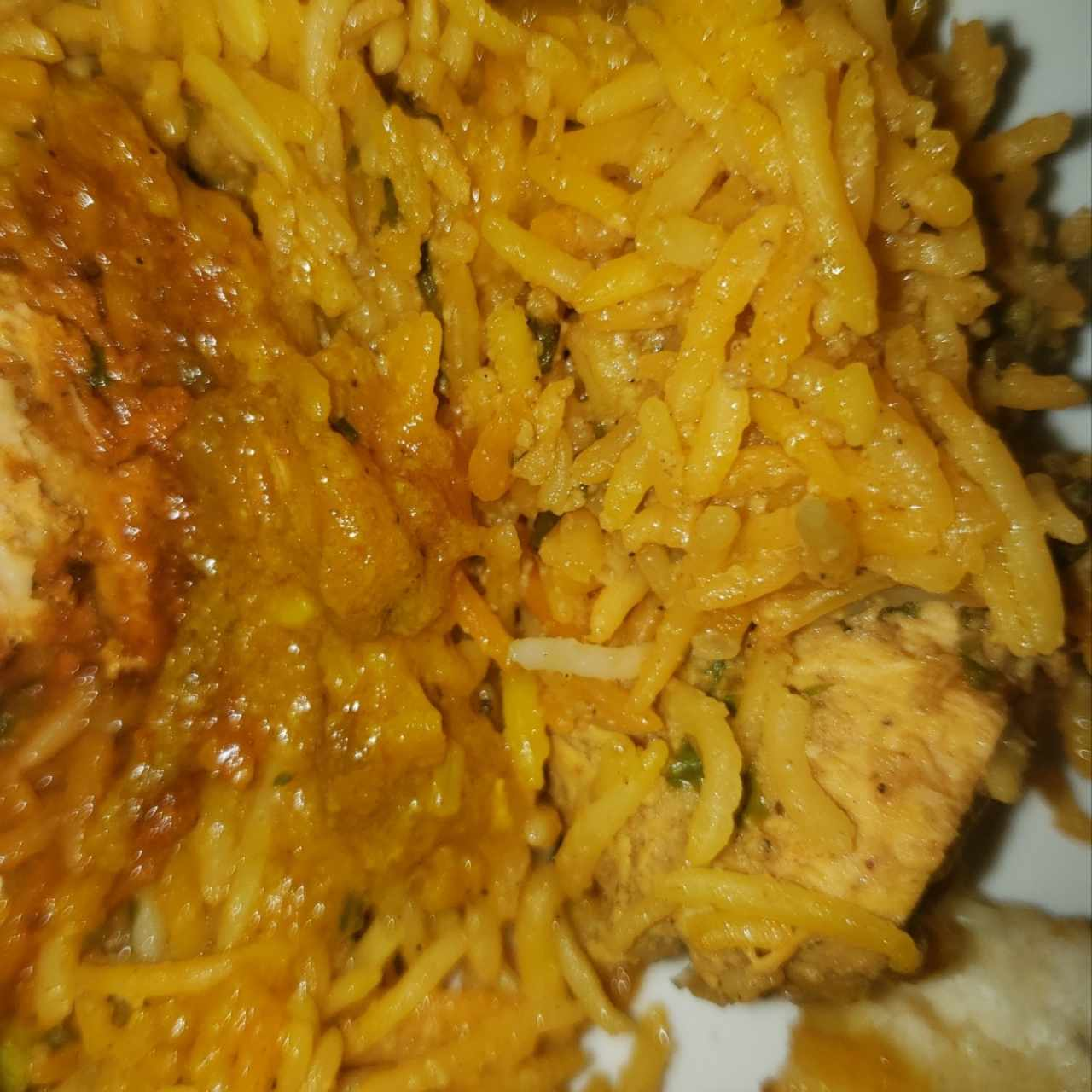 74.	Chicken Biryani