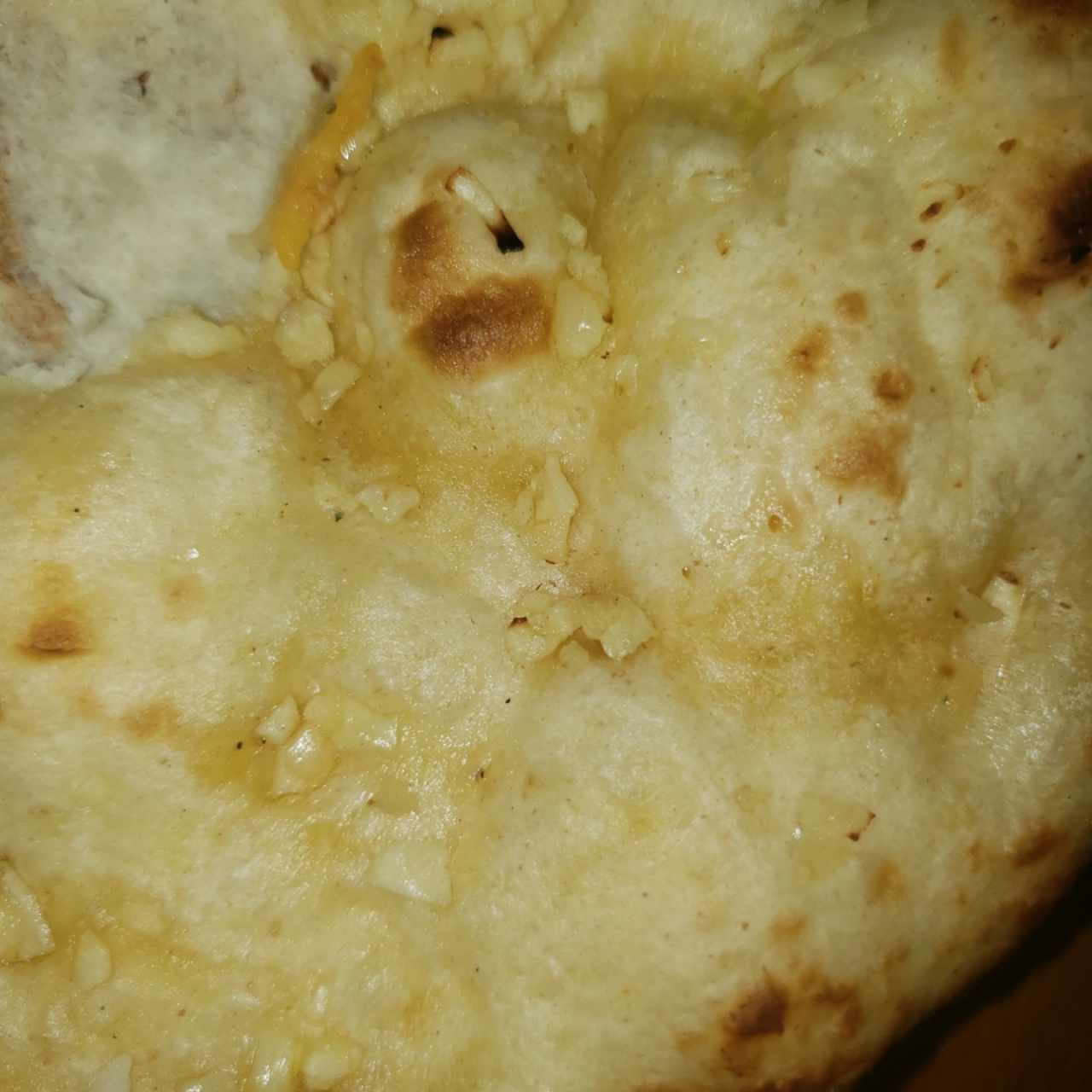Pan/ Bread - Garlic Naan