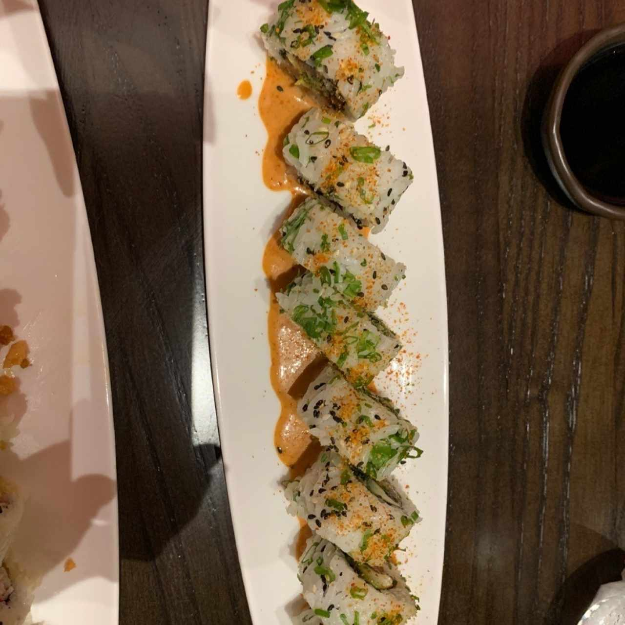Tuna spicy roll