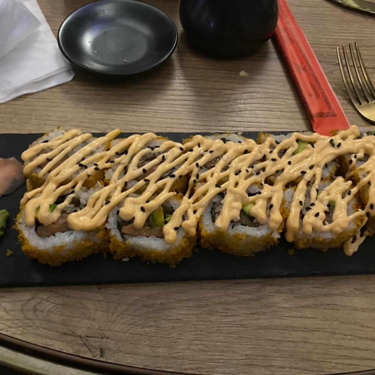 SUSHI BAR - FUNKY ROLL