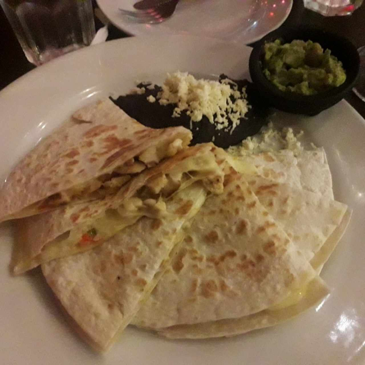 Quesadillas a la Norteña