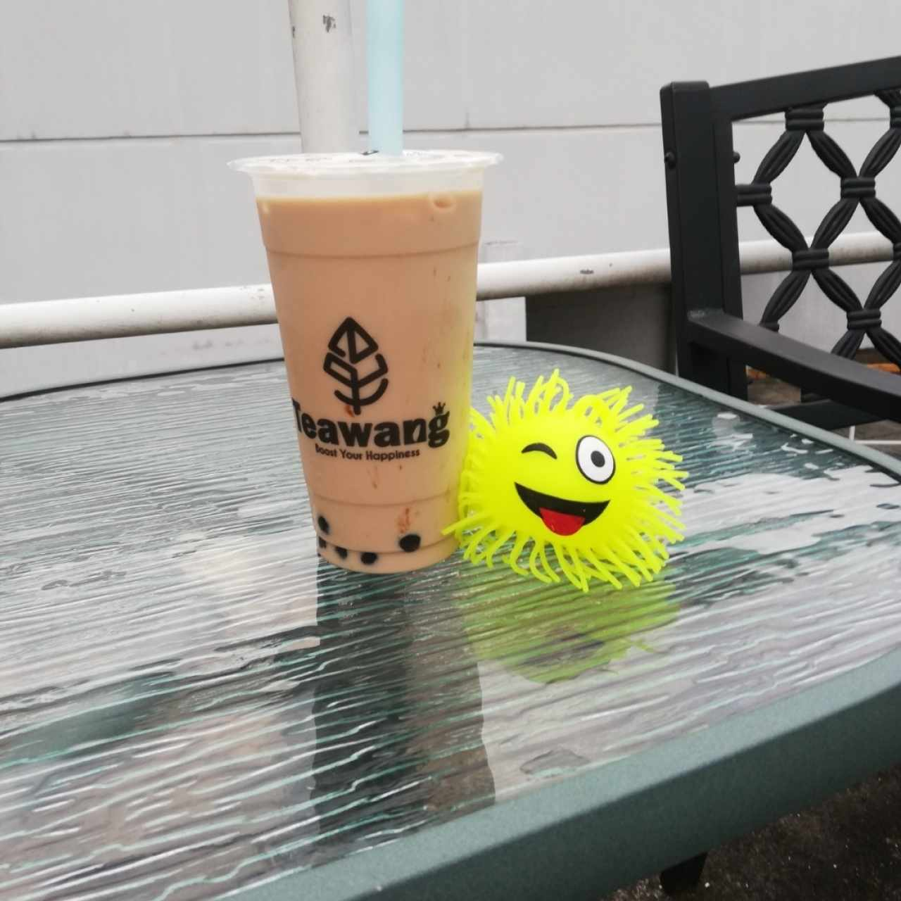 Bubble Tea de Capuchino