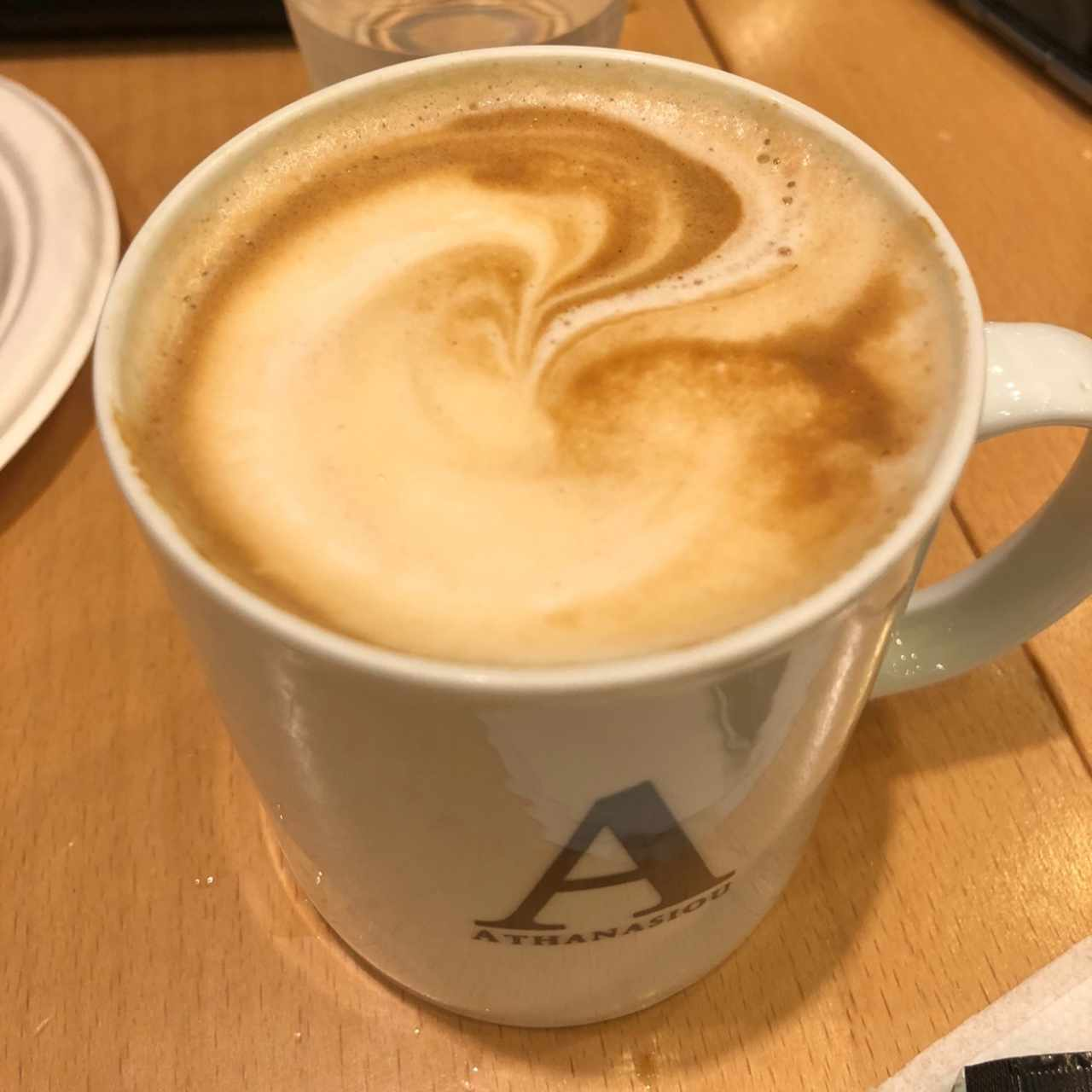 best capuccino in town