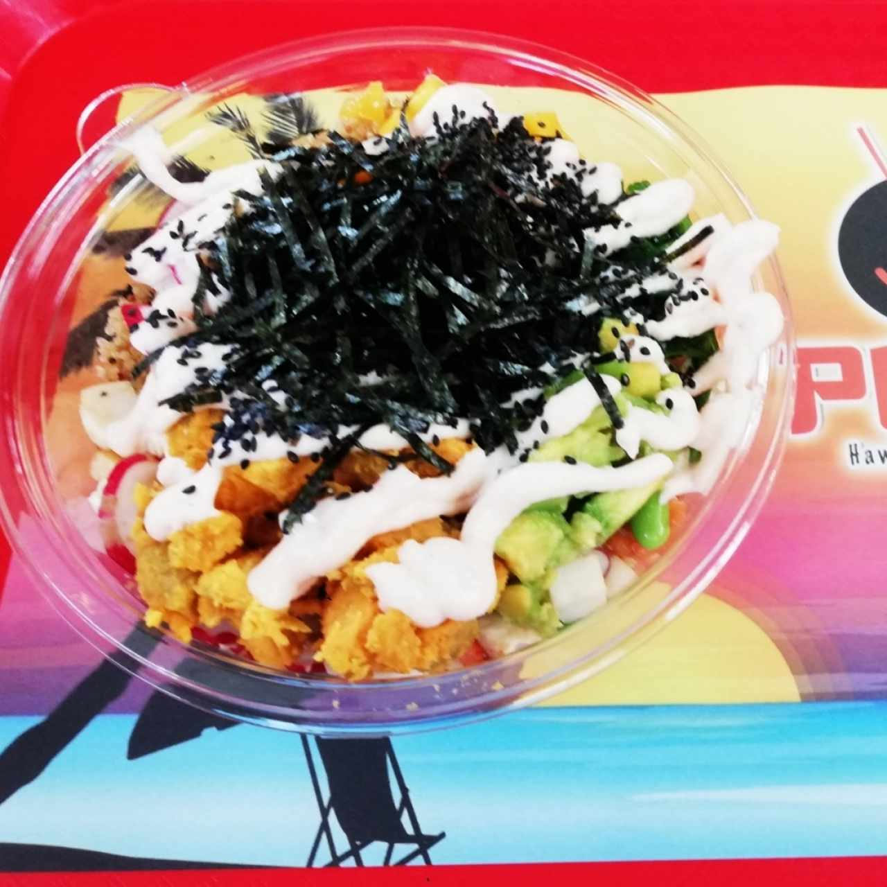 Poke Hawaian Bowl