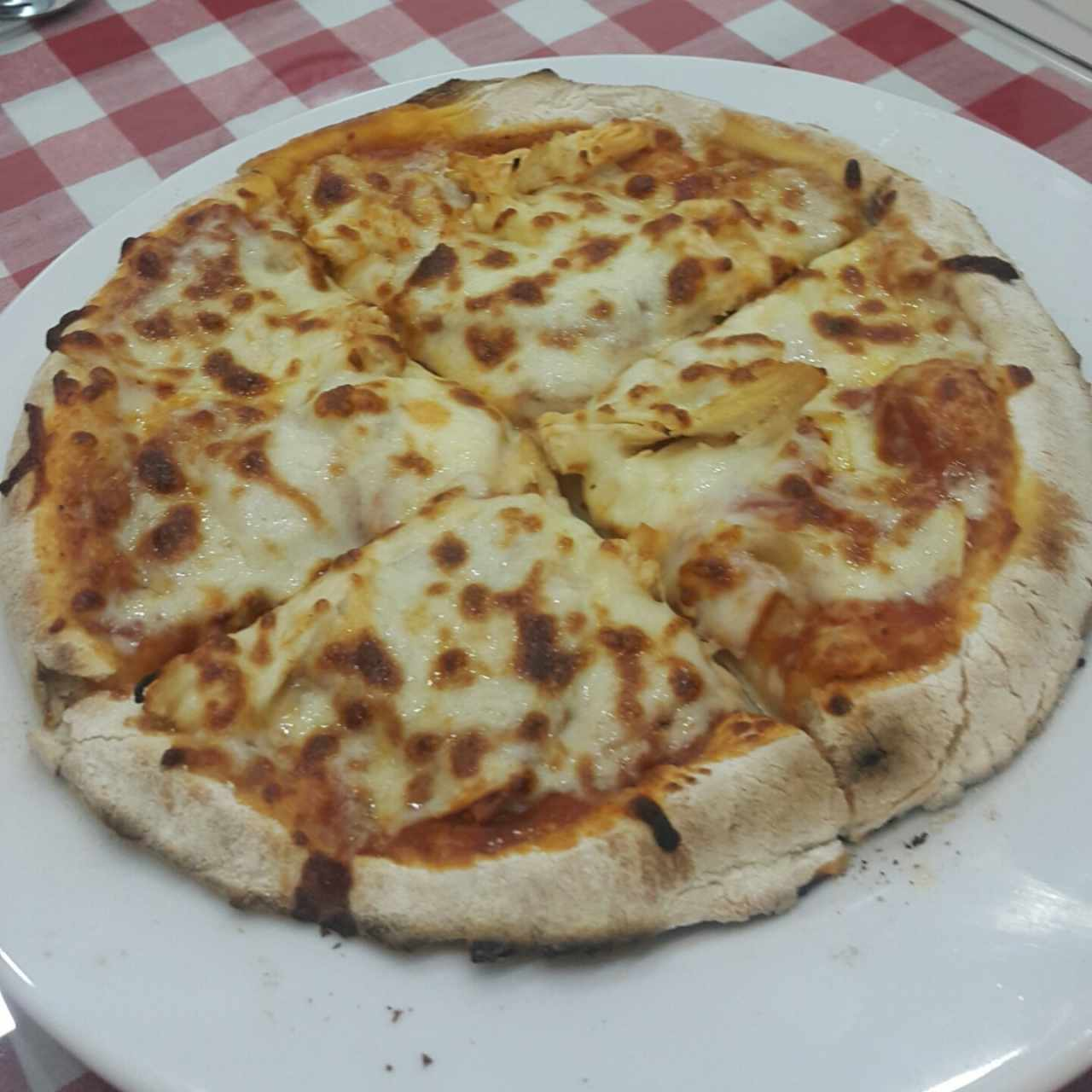 Pizza de carnes