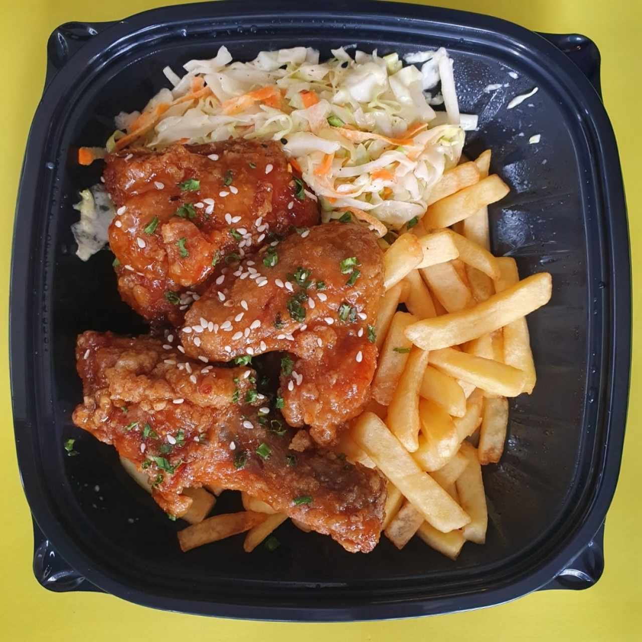 Combos - Honey Butter Chicken