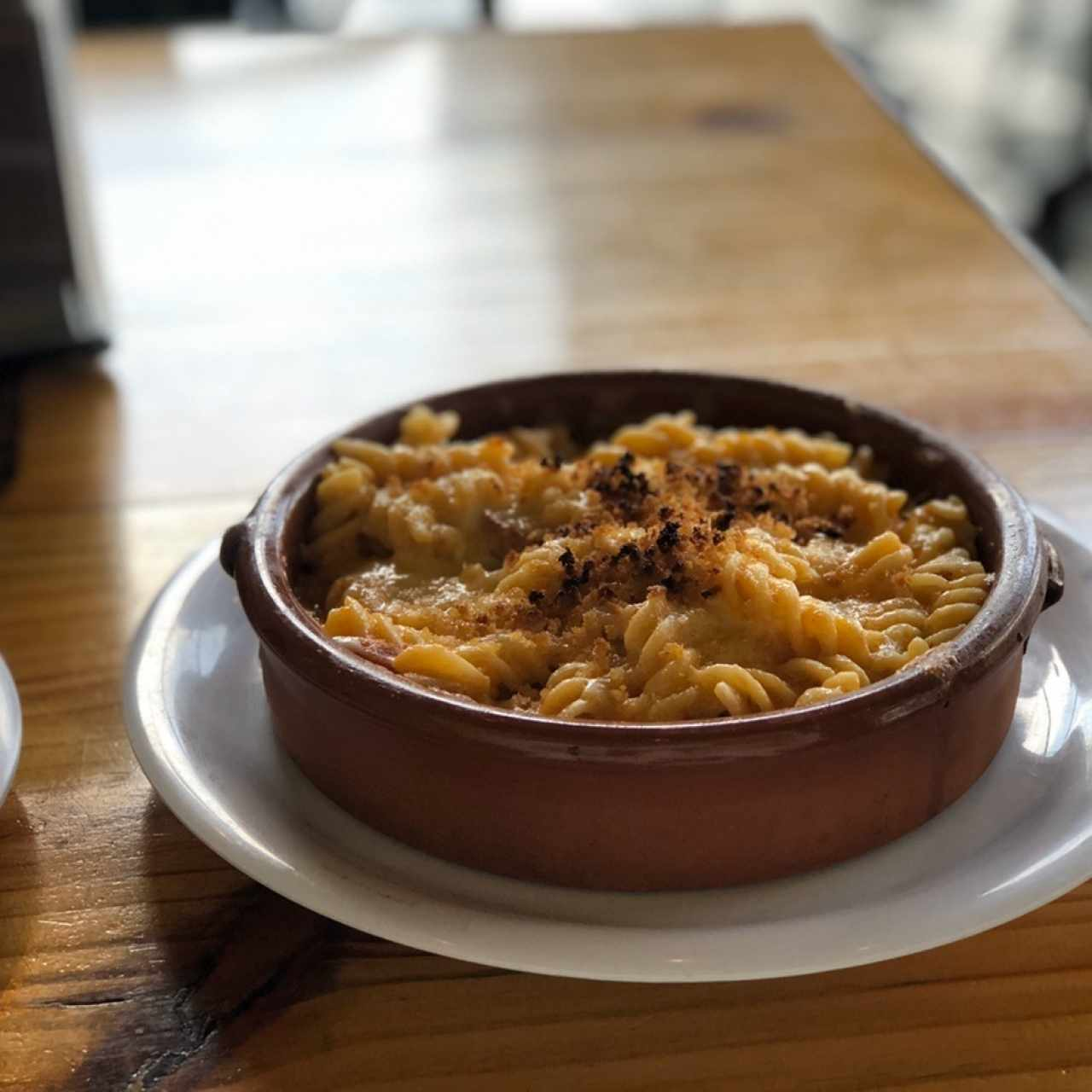 meaty mac and cheese