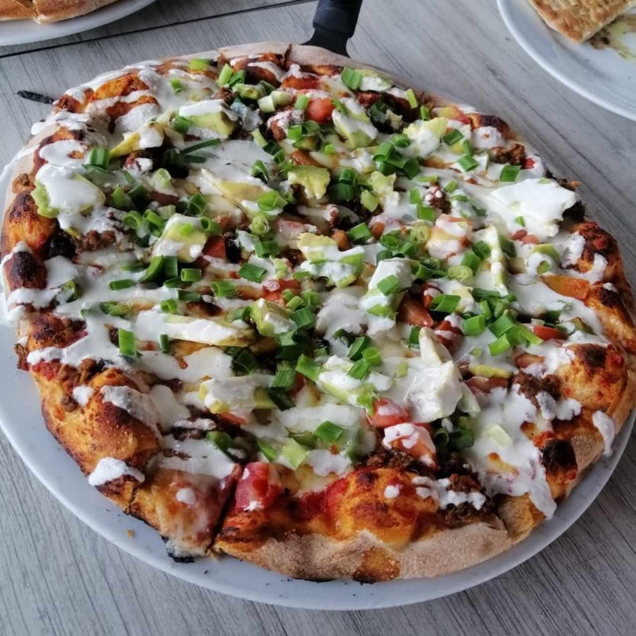 Pizza La Mexicana
