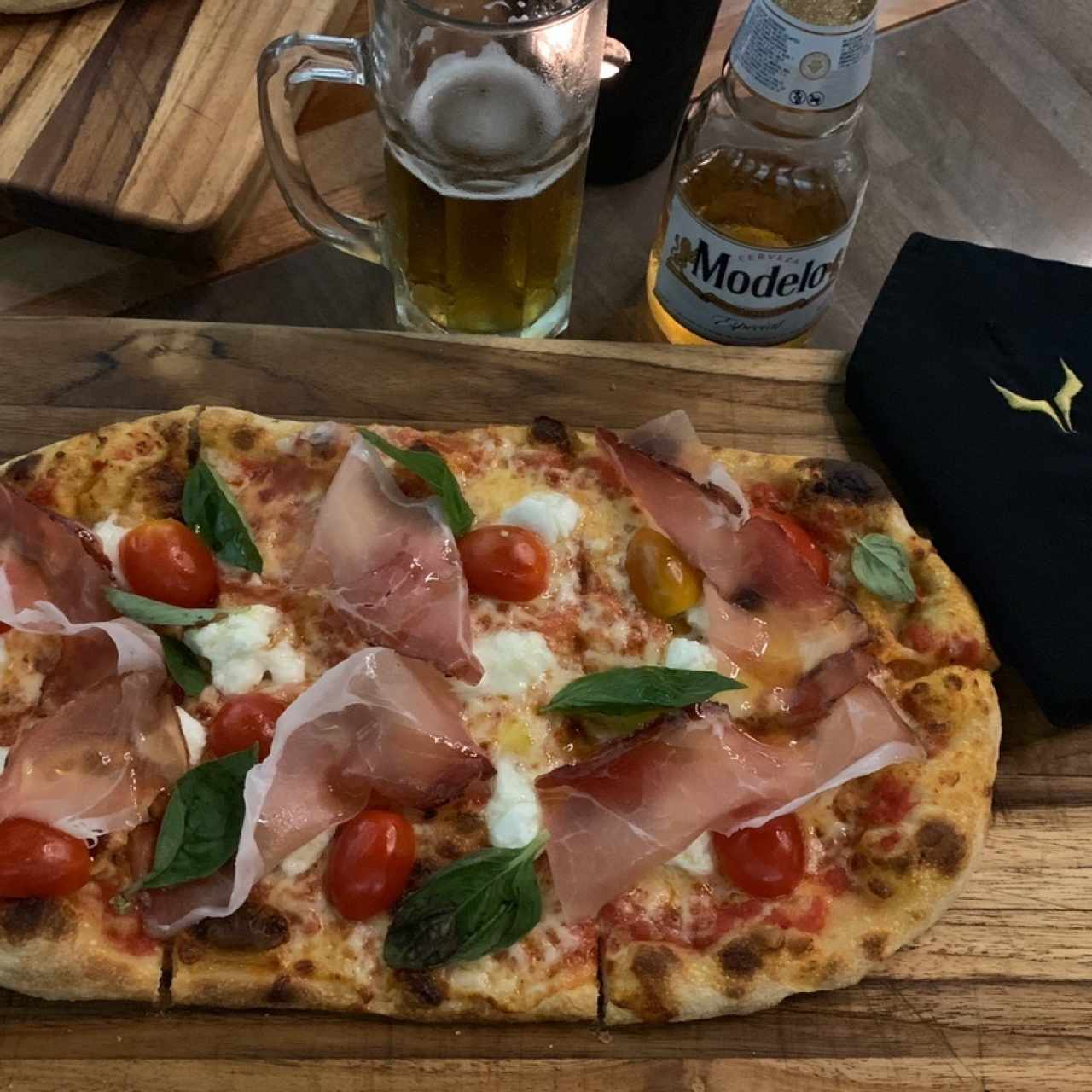 Pizza Emperador