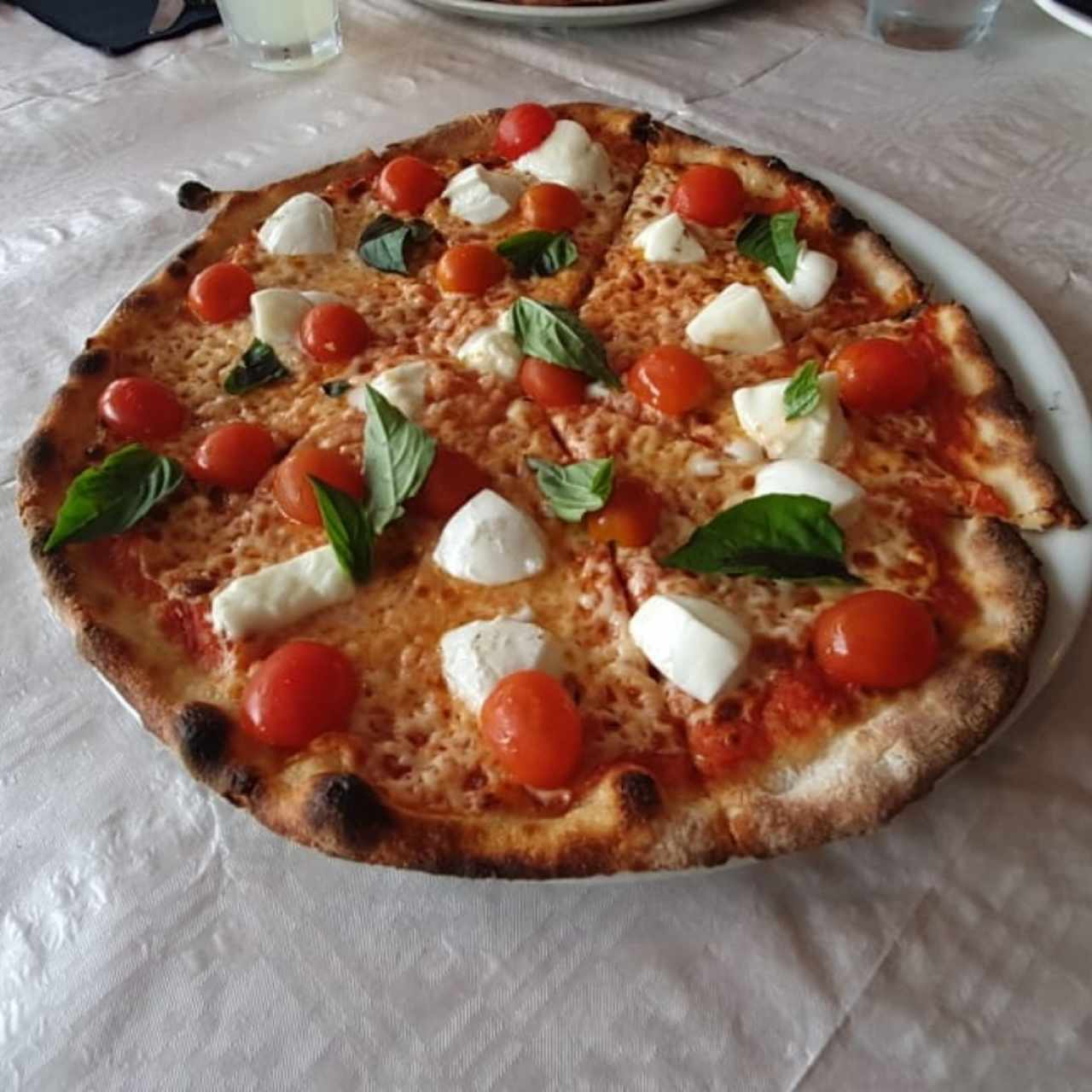 Pizza Gourmet - Caprese normal