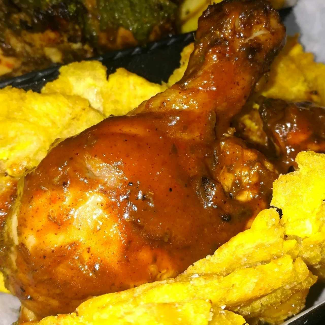 la gran vaina chicken