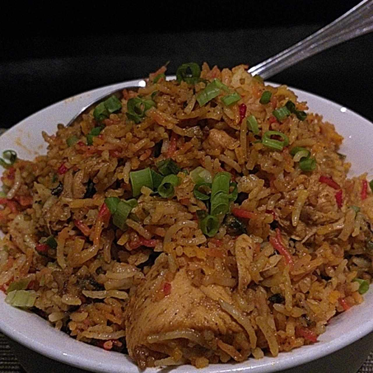 Biryani chichen rice