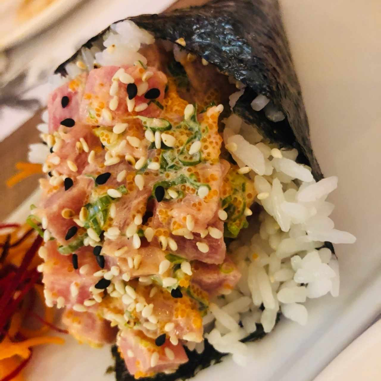 Temakis - Spicy Tuna