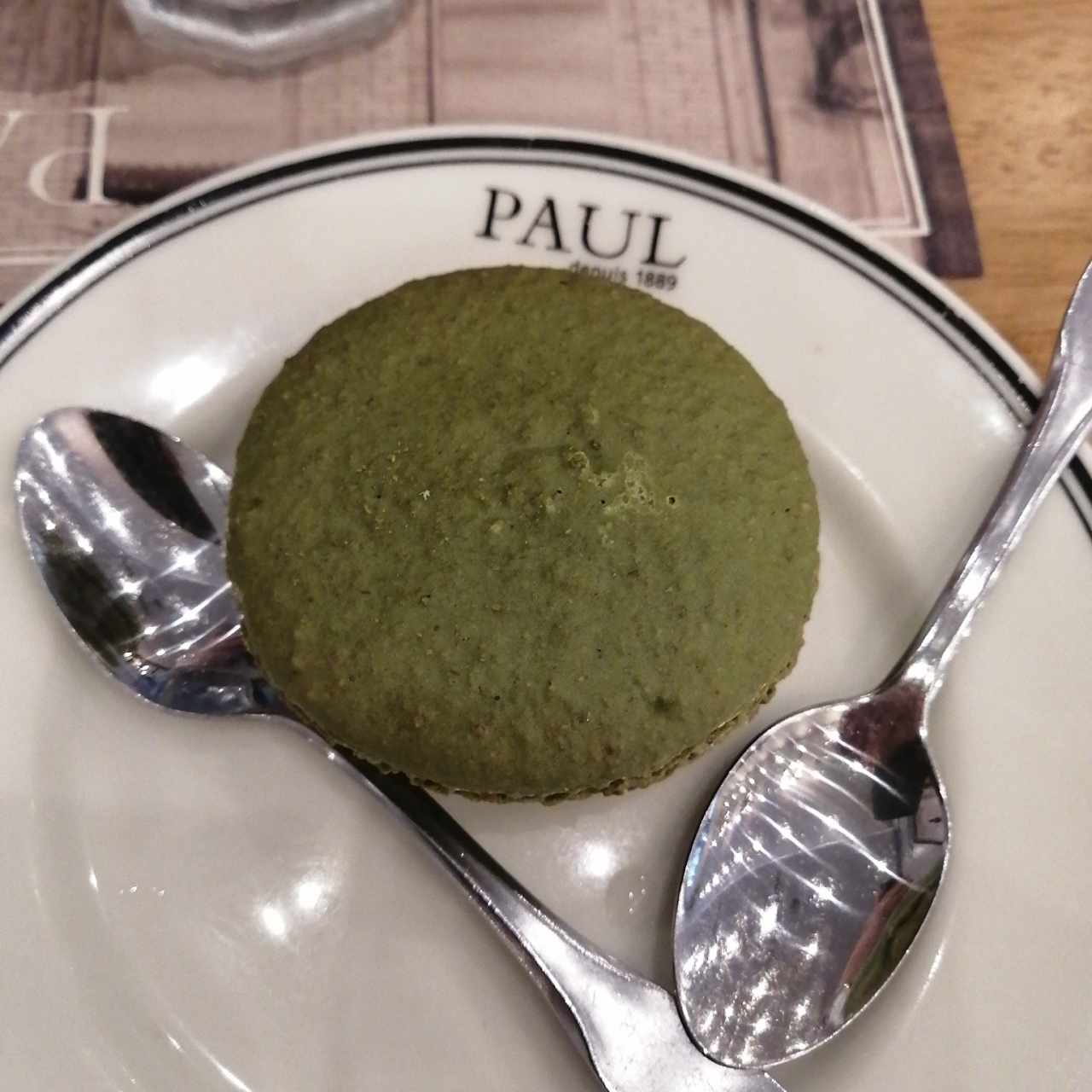 Galleta de pistachio