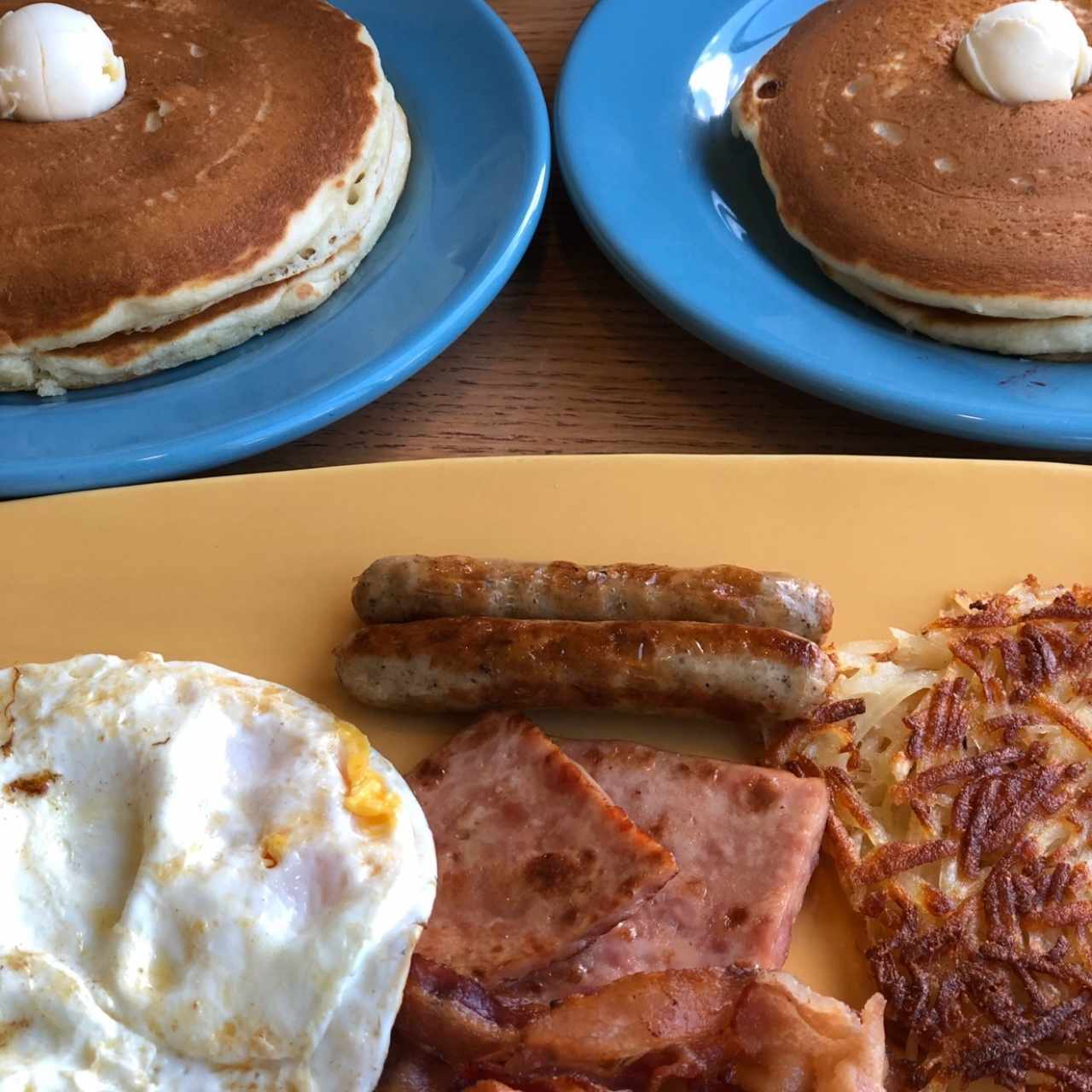 breakfast sampler