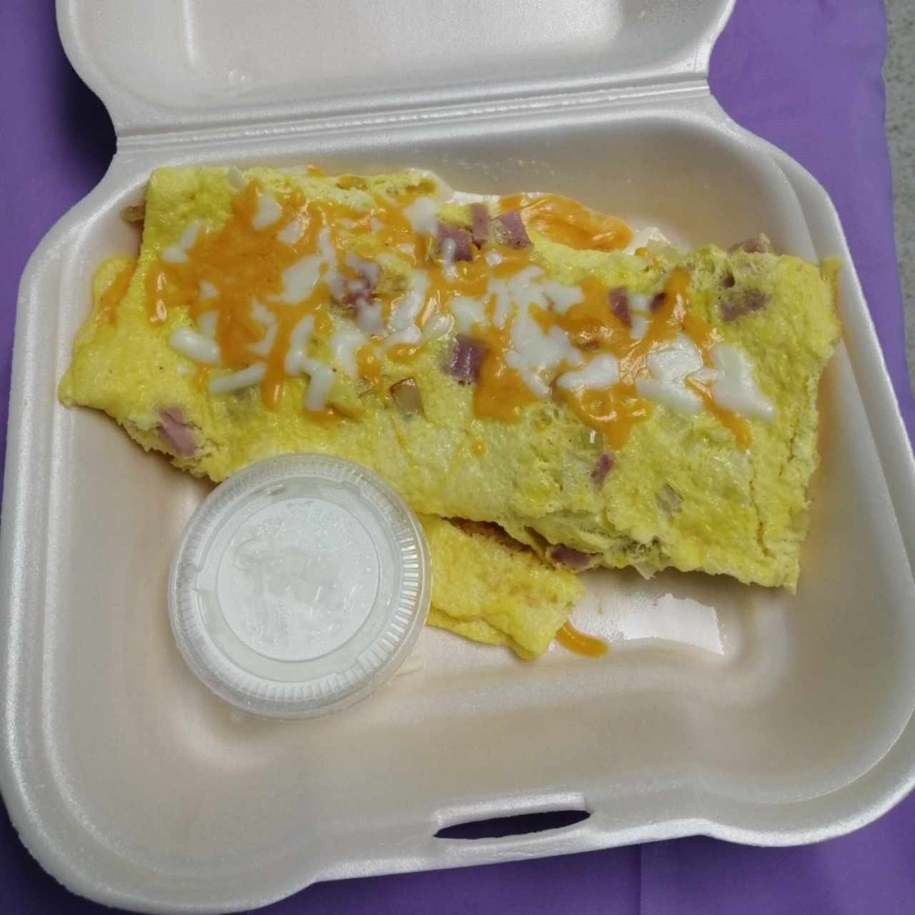 Country Omelette Buttermilk