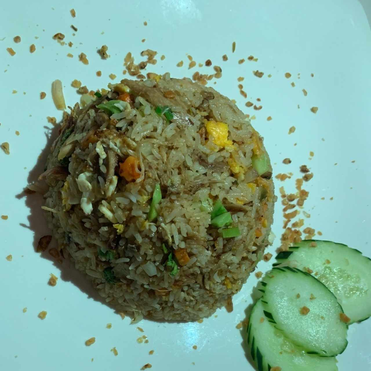 FRIED RICE - TRADITIONAL FRIED RICE