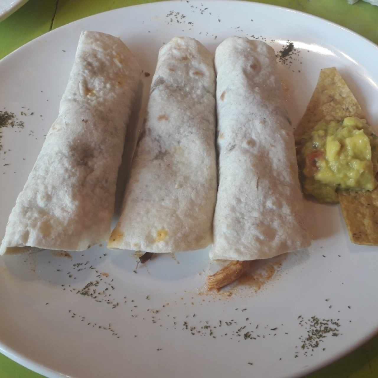 Mini Burritos Variados