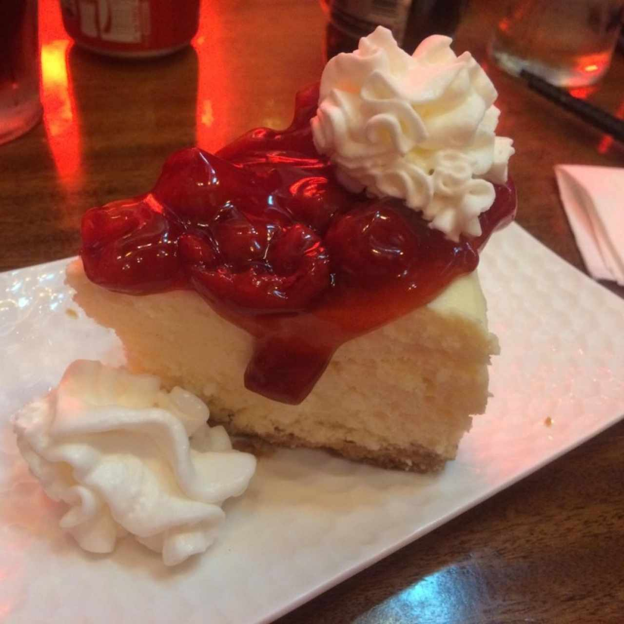 POSTRES - CHEESECAKE