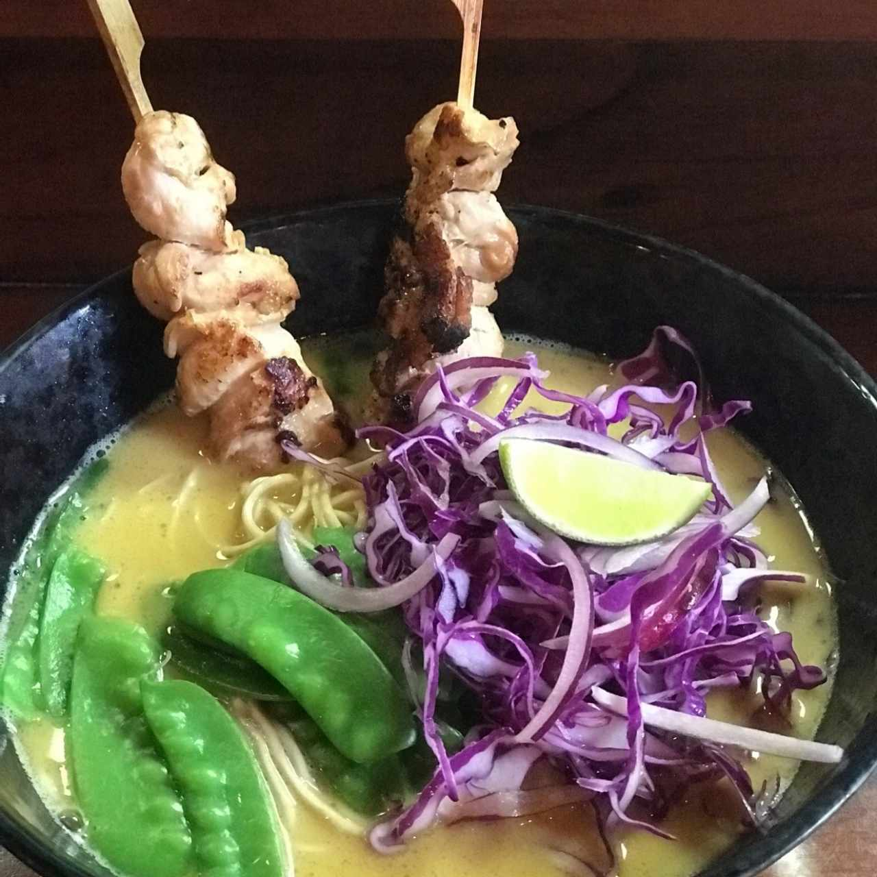 Chicken Curry - Ramen de Enero
