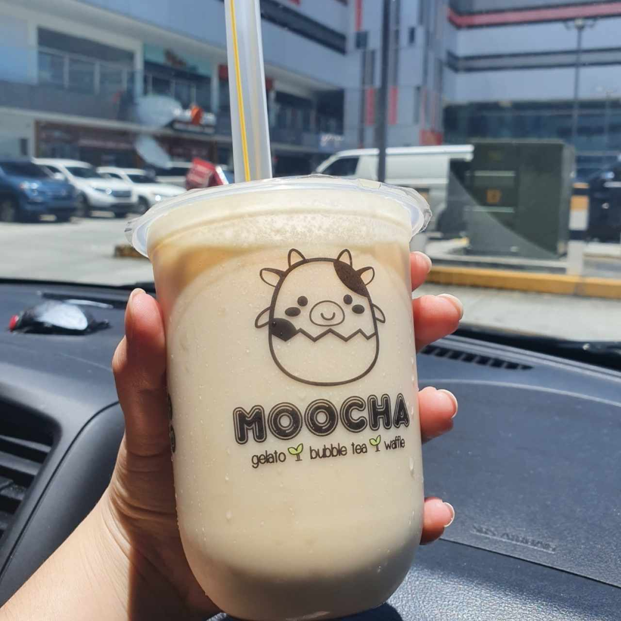 Cheese Milk Tea