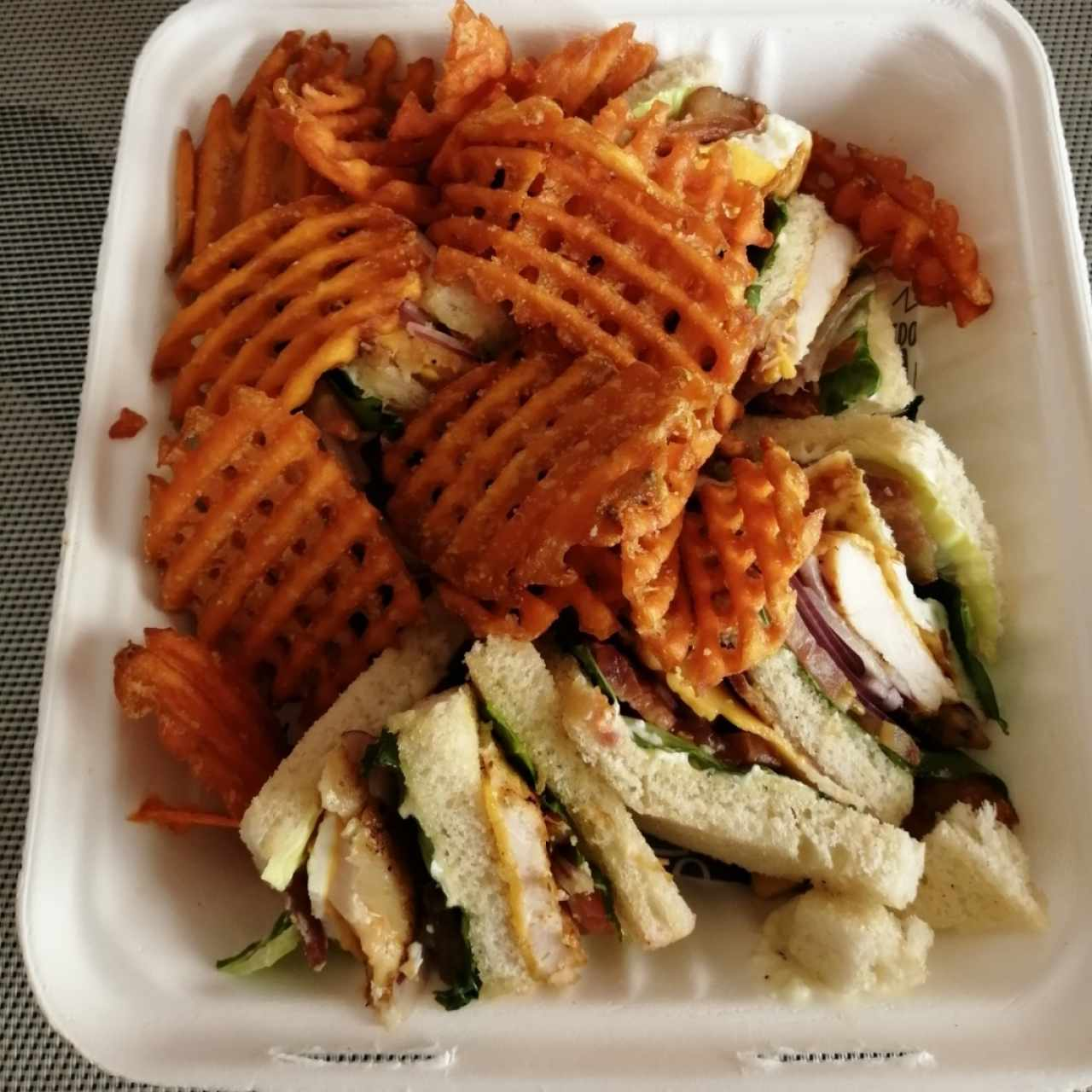 Club Sandwich Slabón