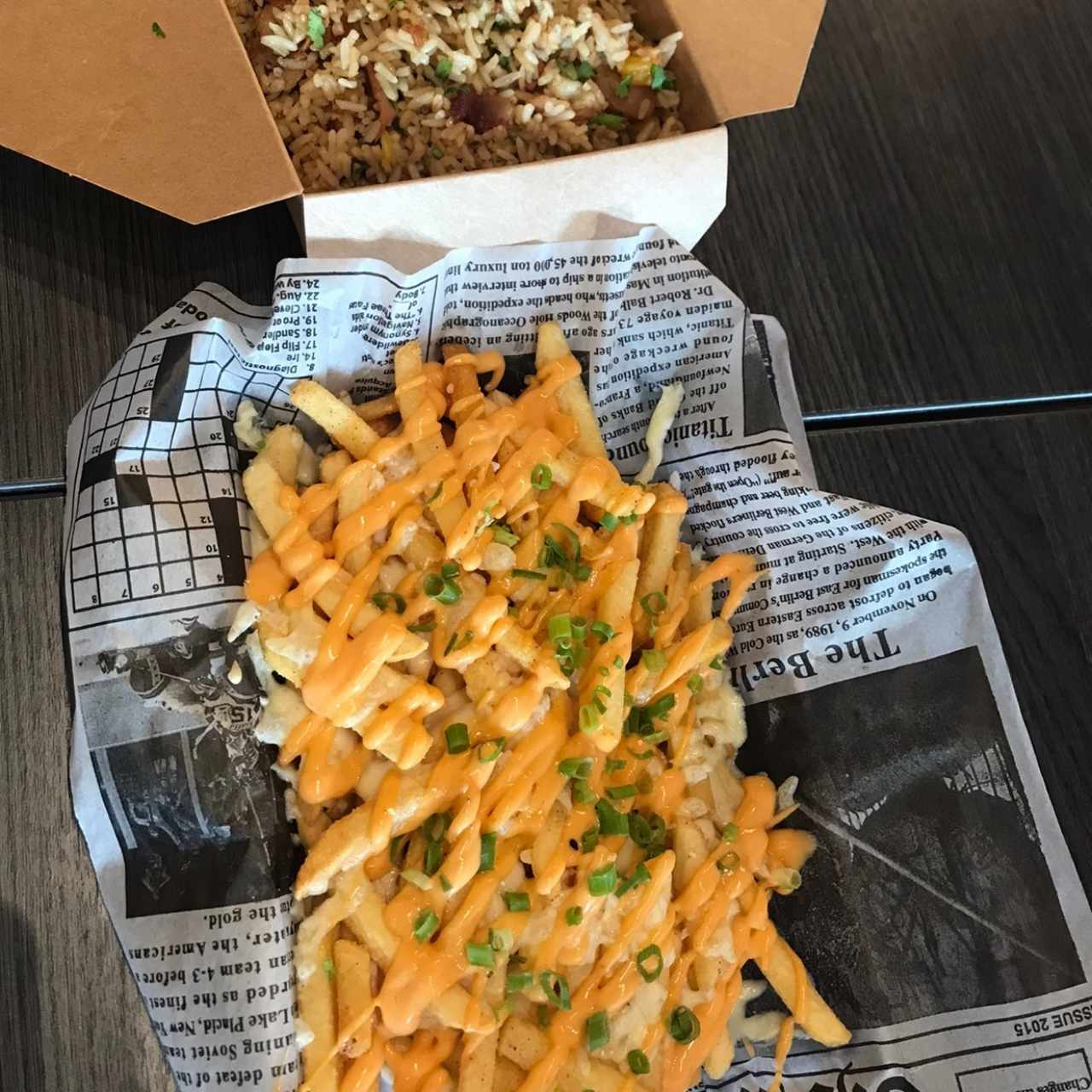 Bangkok Fries