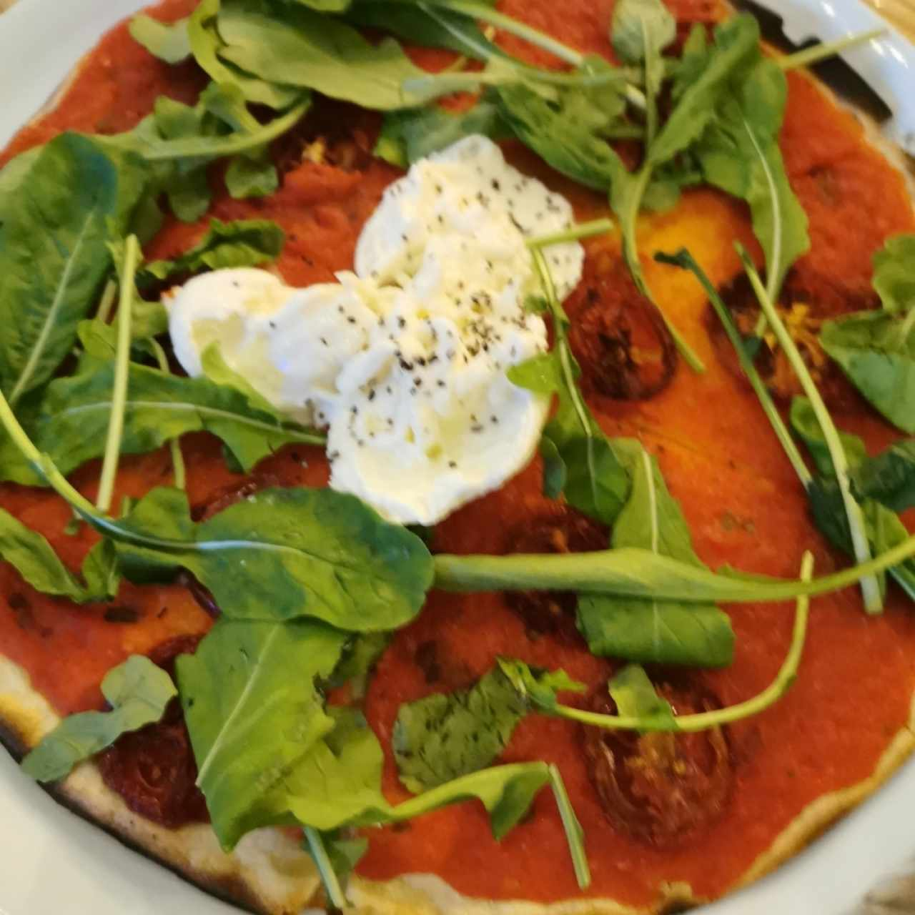 Pizza Burratta Lover Gluten Free