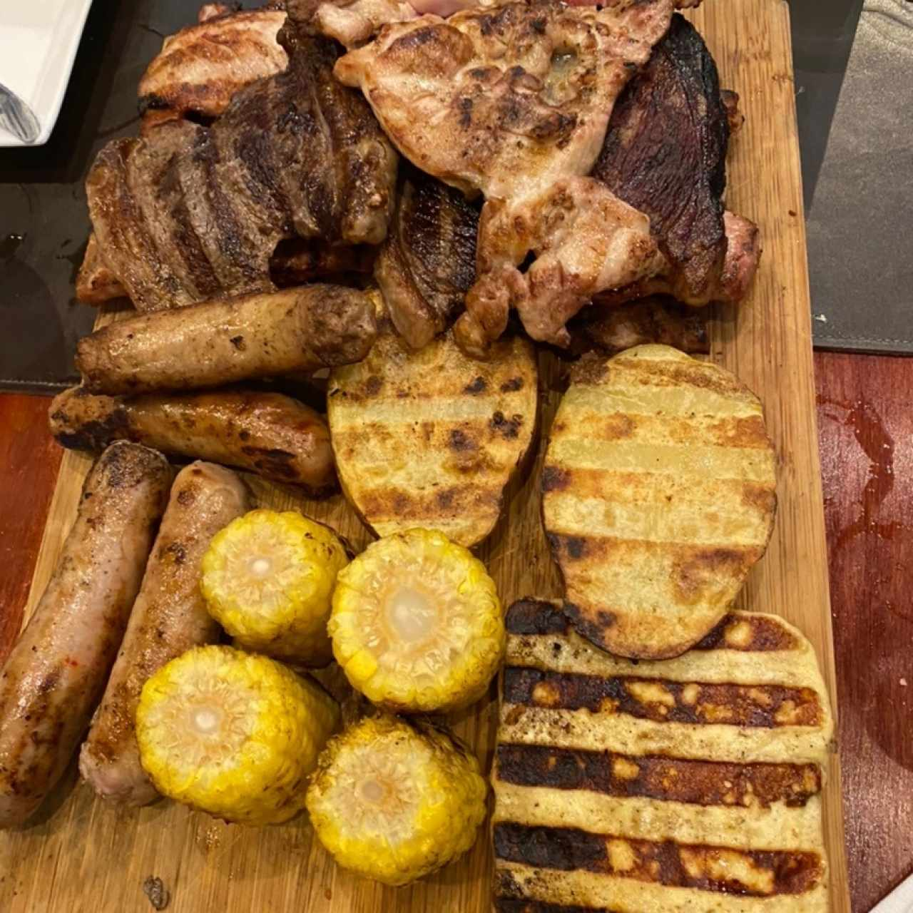 parrillada familiar