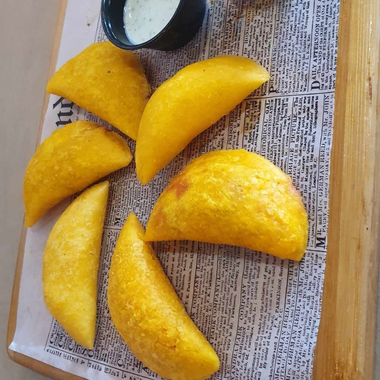 empanaditas mixtas