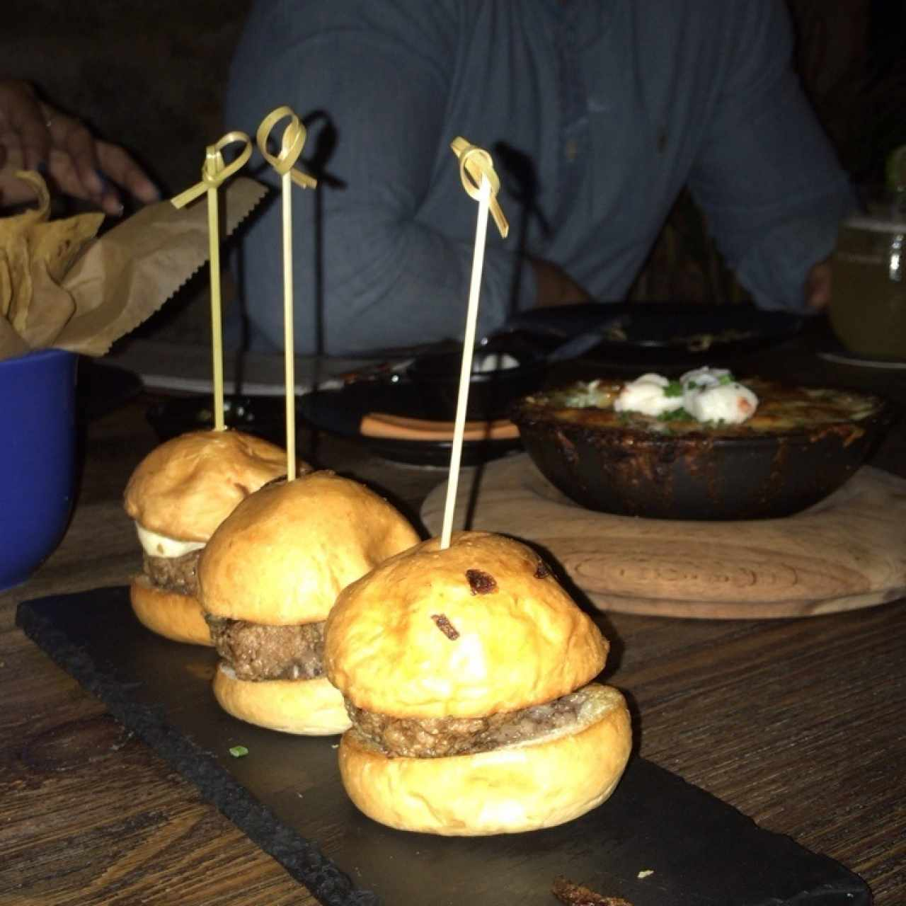 SMALL PLATES - Sliders