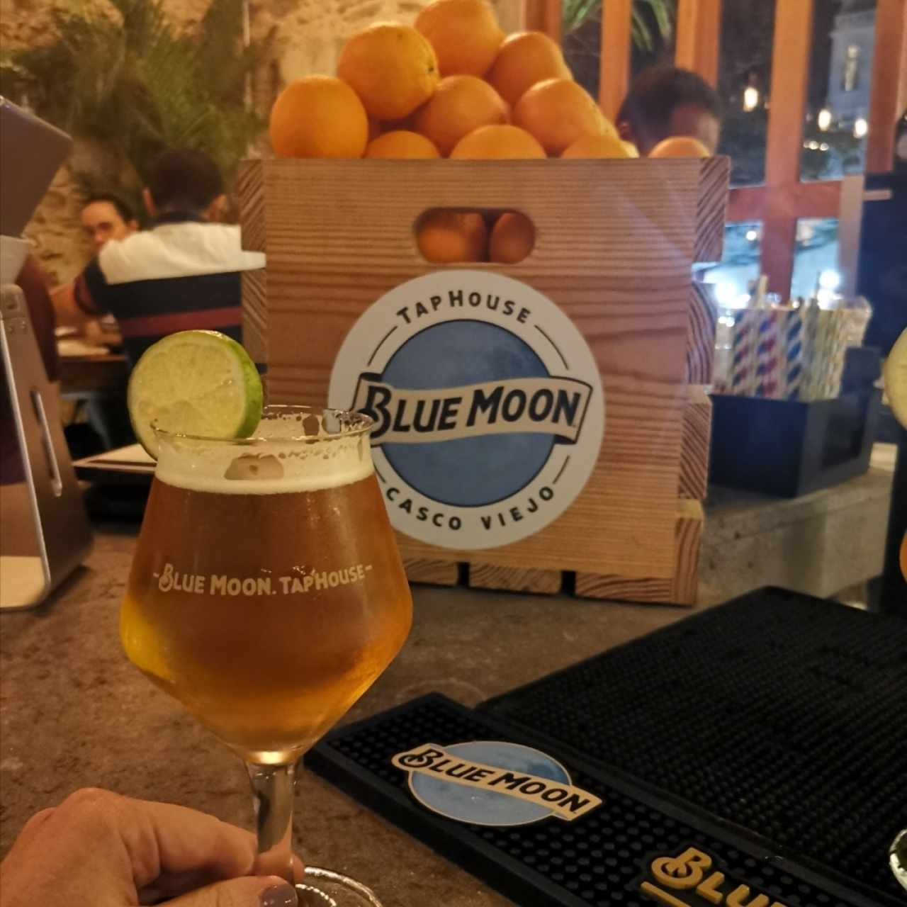 blue moon lager