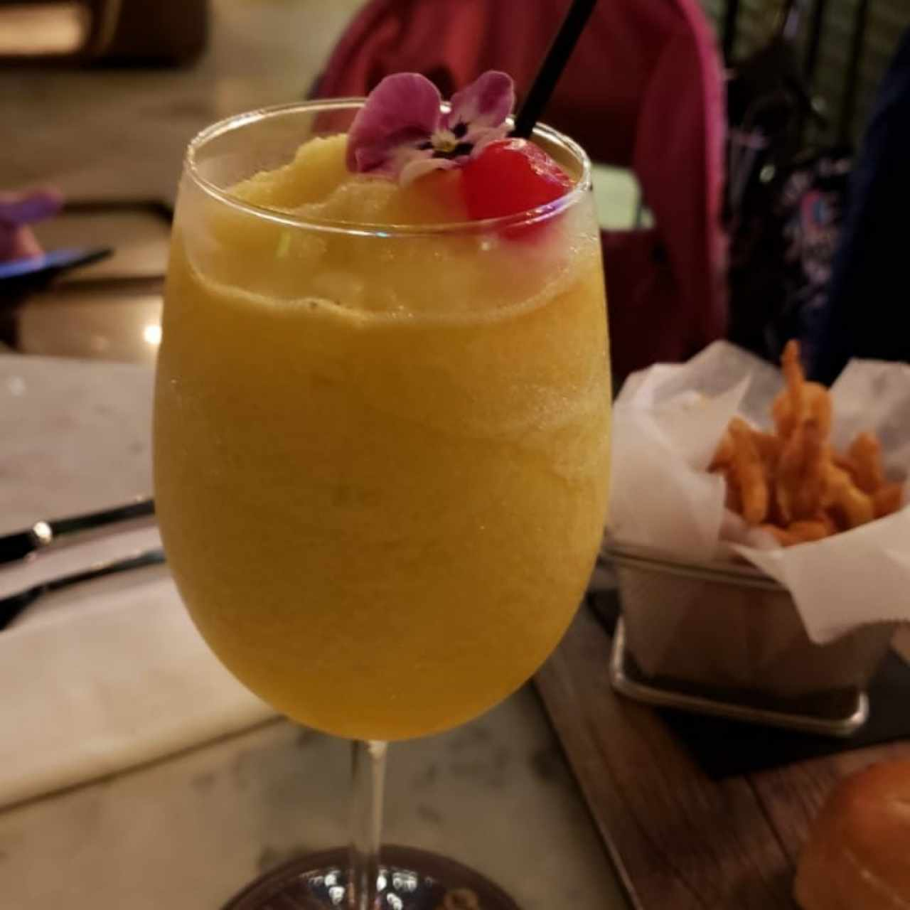 Passion fruit Frozen