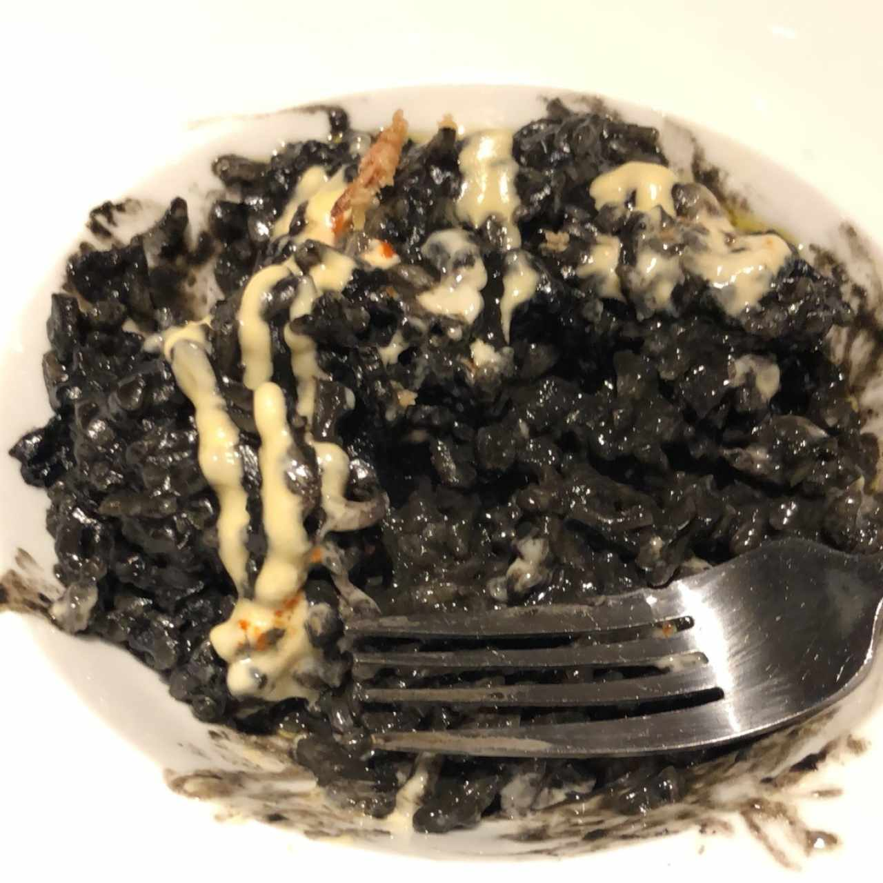 Arroces - MELOSO NEGRO