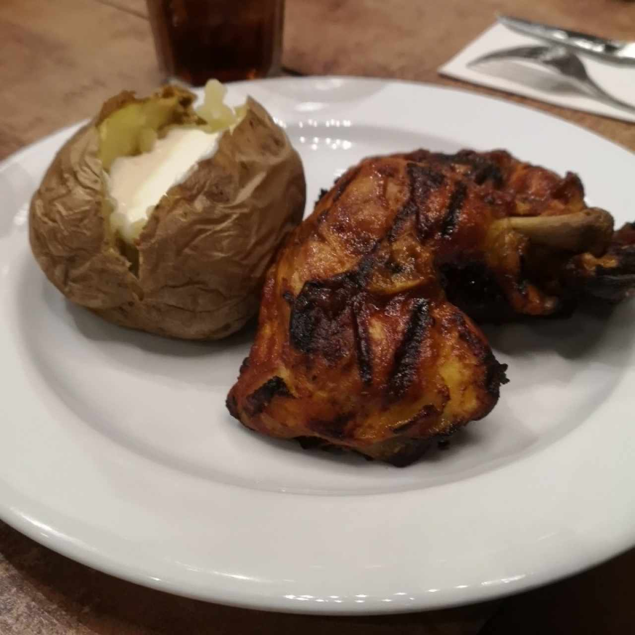 pollo galleto
