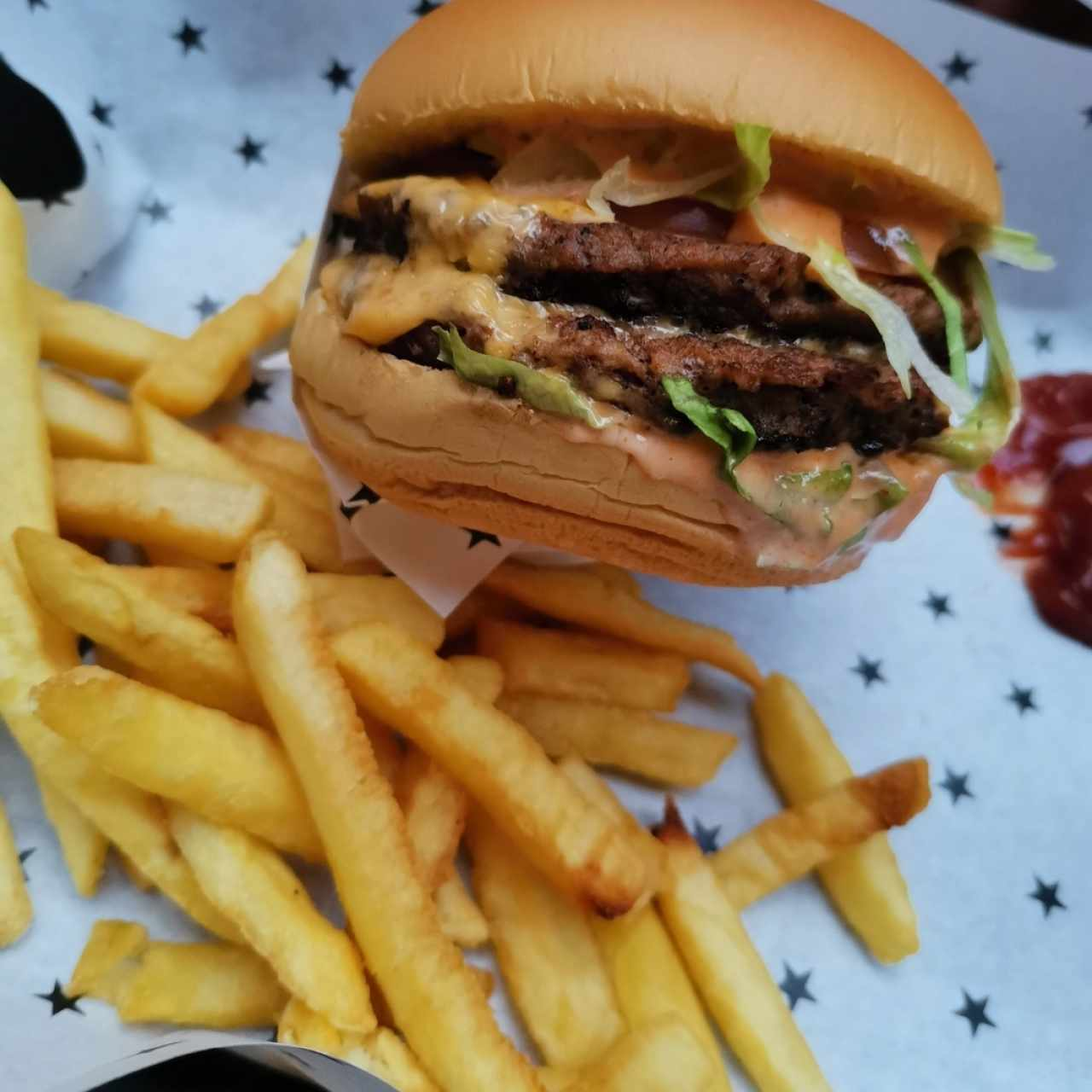 Cheeseburger - Doble
