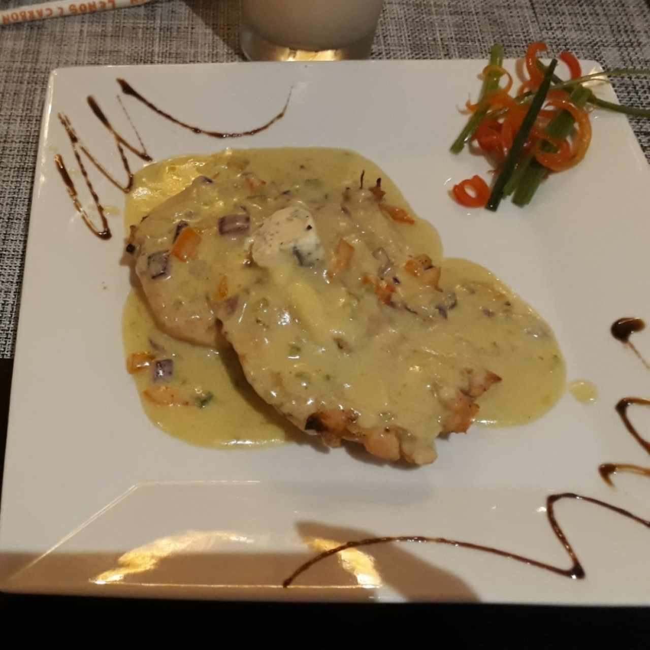Filete de pollo 330 grs
