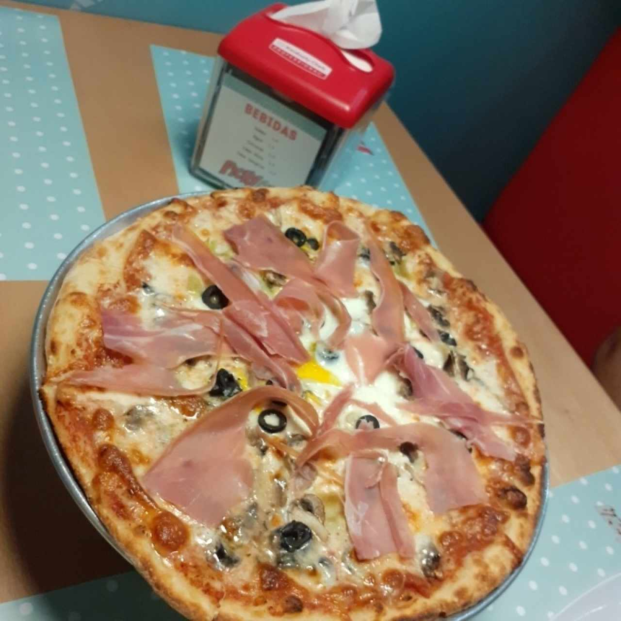 pizza moribunda