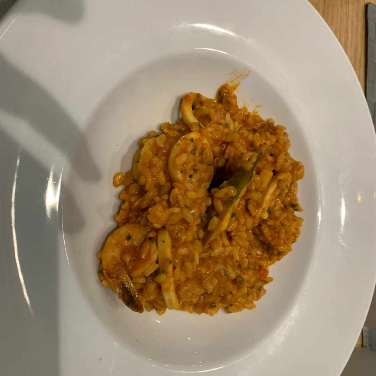 SMALL PLATES - RISOTTO