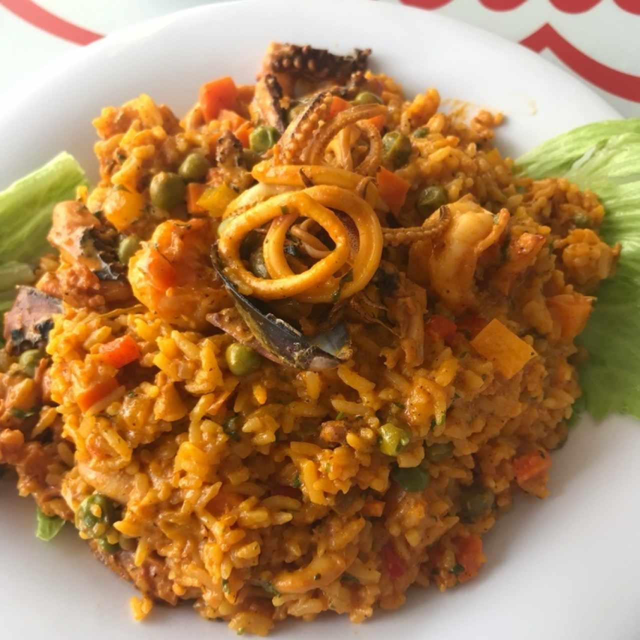 ARROCES - Arroz con Mariscos