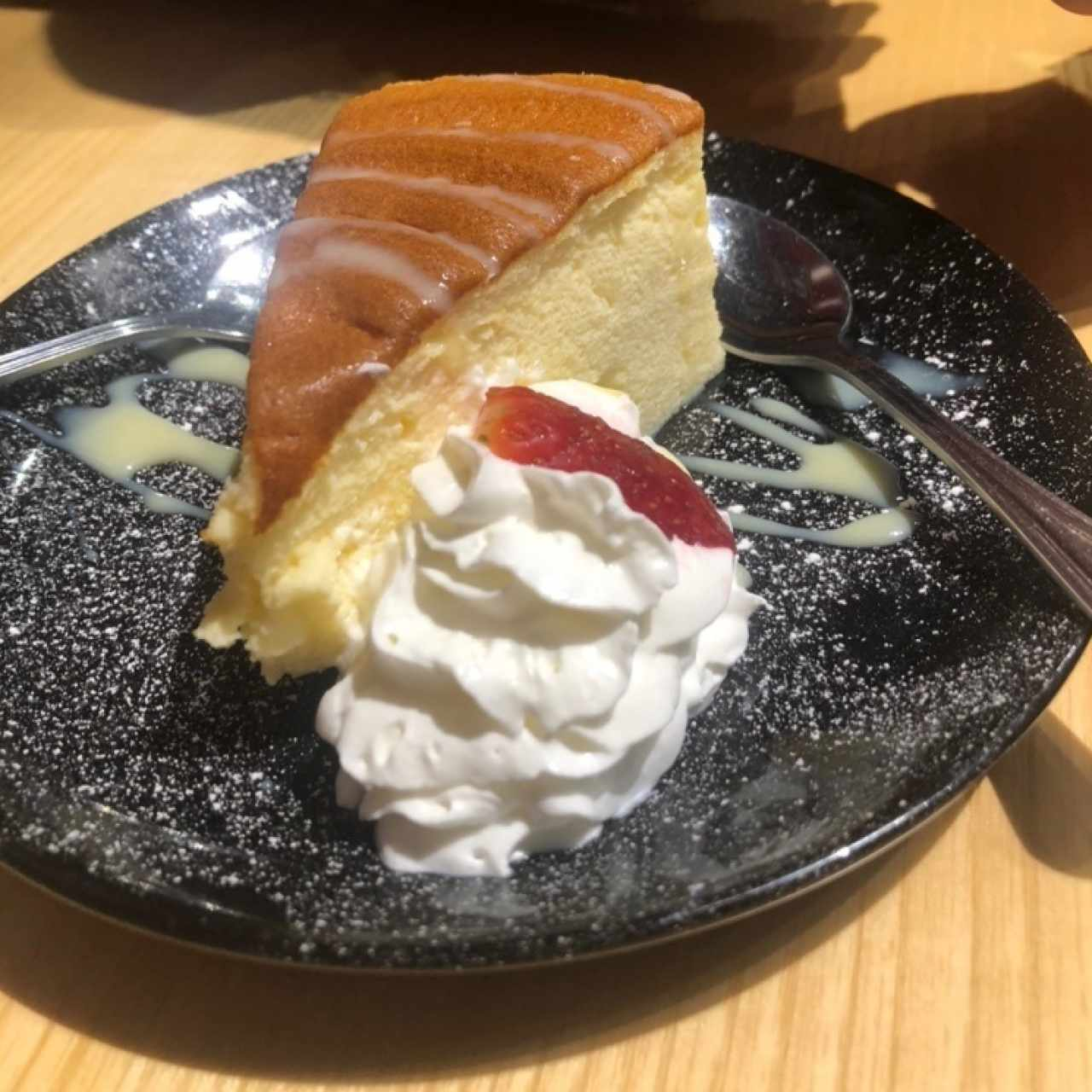 Cheese cake japones