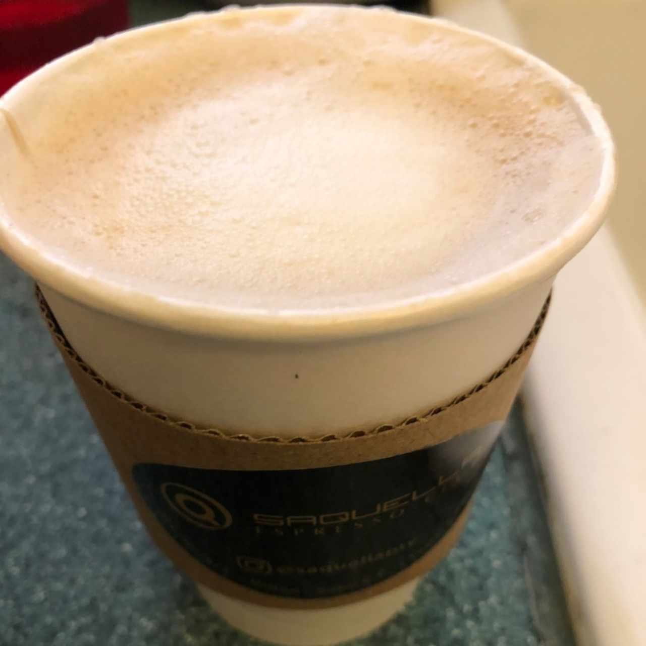Irish capuccino