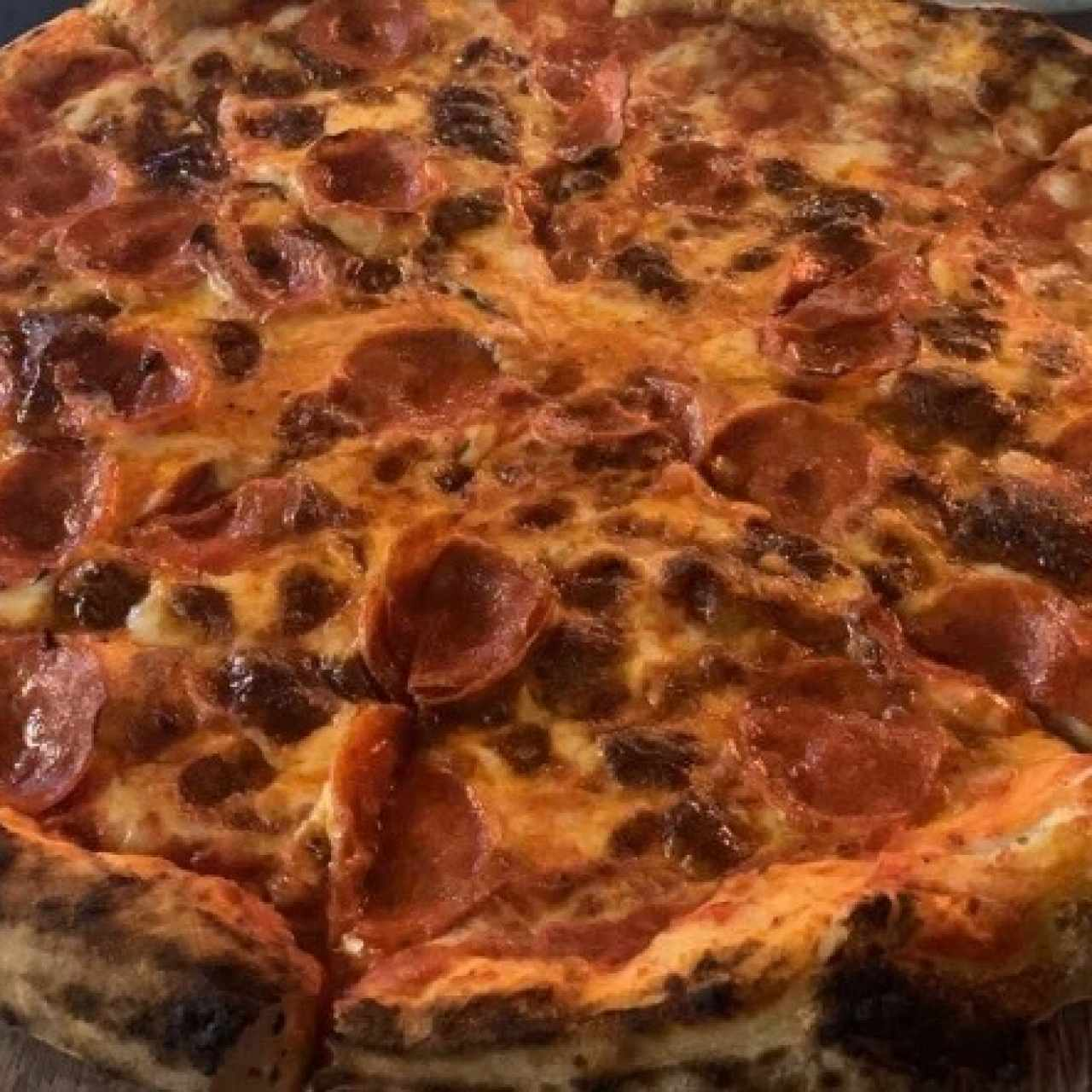 FULL Pepperoni