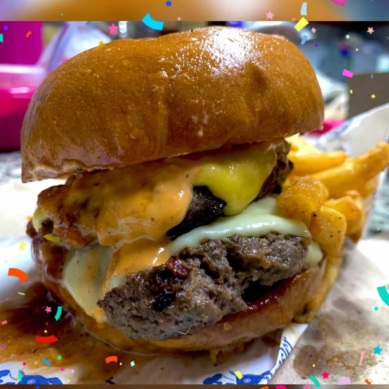 La Mitrallette del Burger Week