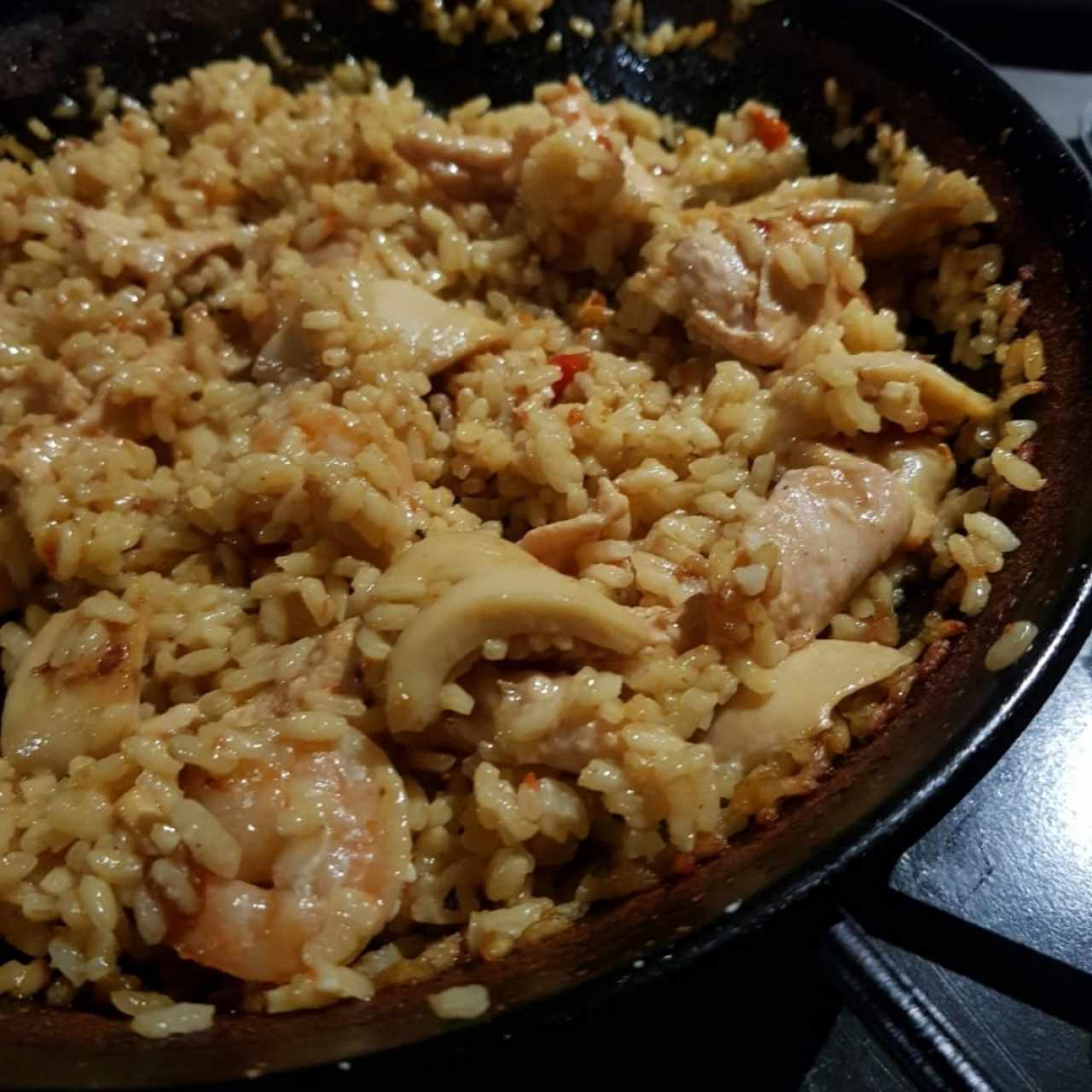 paella regular