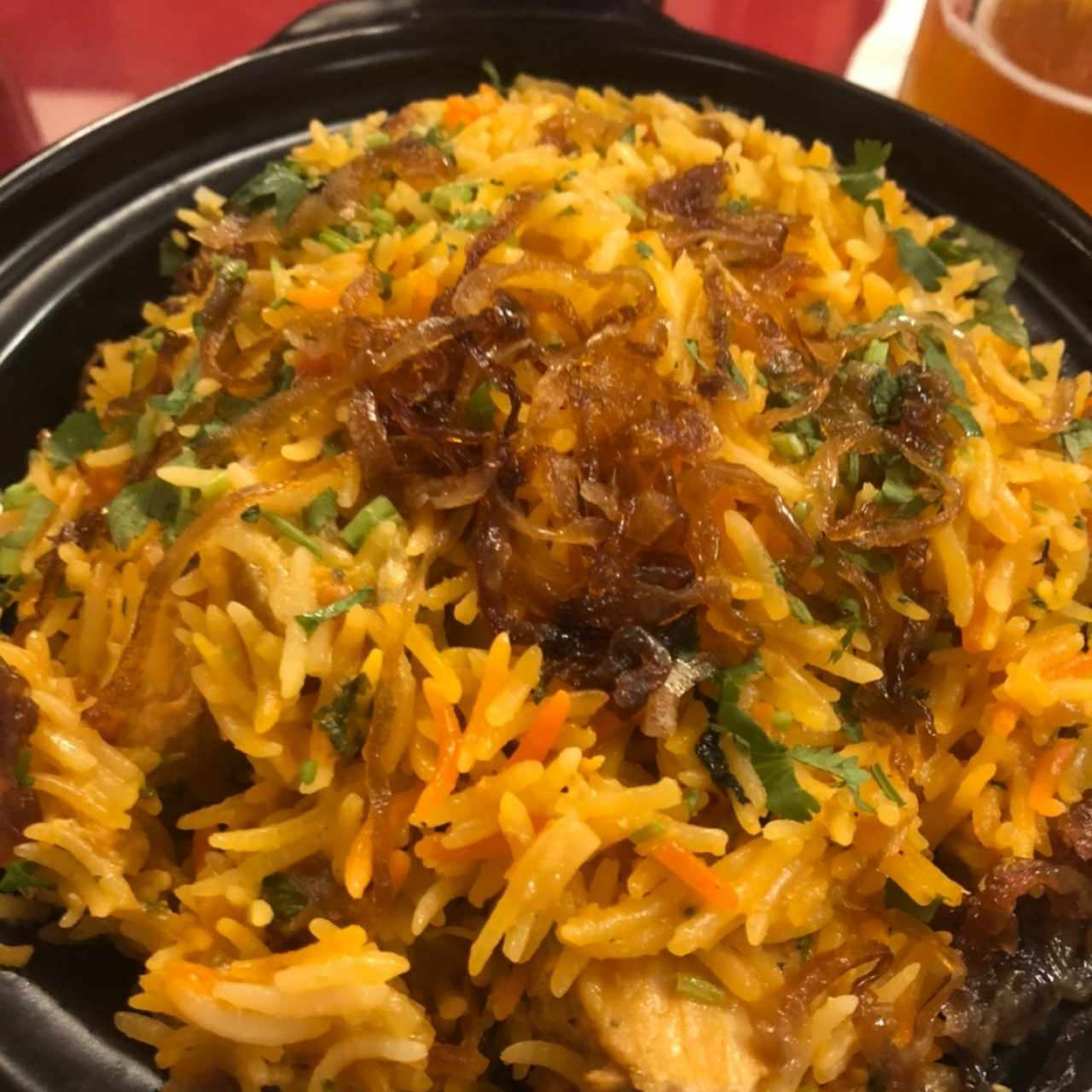 Biryani - Chicken Hyderabadi Biryani
