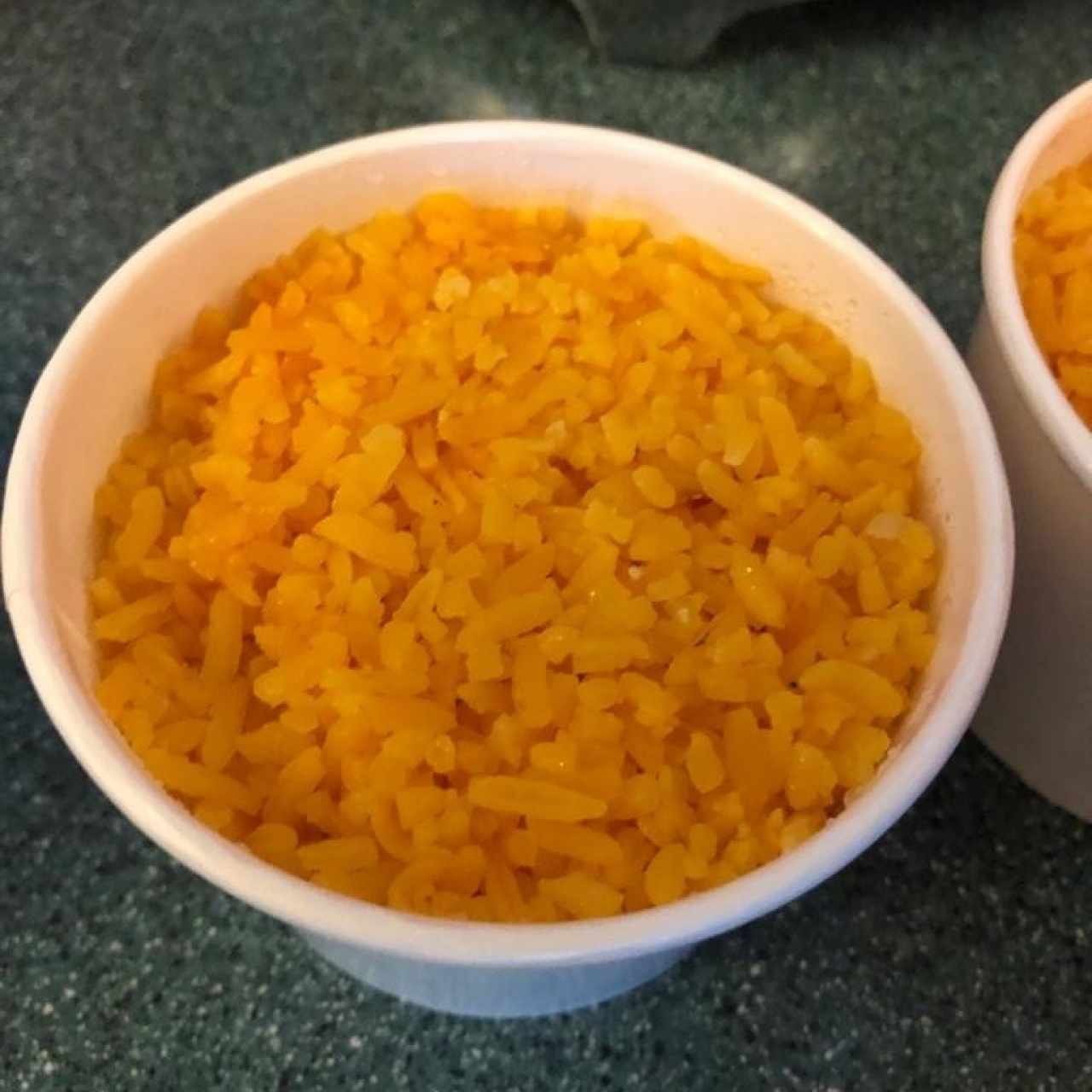 Guarniciones - Arroz amarillo