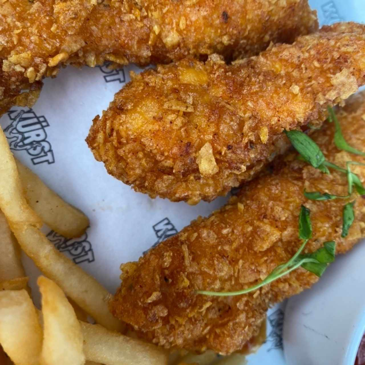 Tenders Wurst - Chicken Tenders